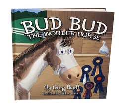 "#201BC ""Bud Bud the Wonder Horse"" Story Book"