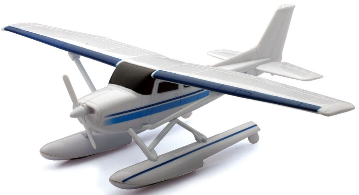 #20655 1/42 Cessna 172 Skyhawk with Floats Airplane Kit