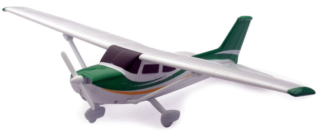 #20665 1/42 Cessna 172 Skyhawk with Wheels Airplane Kit