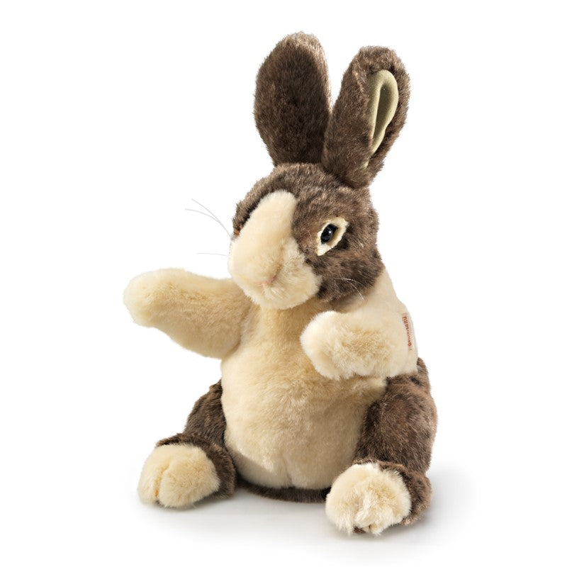 #2571FM Baby Dutch Rabbit Hand Puppet