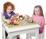 #30142 Wooden Take-Along Farm Set