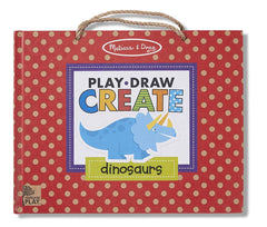 #31321 Natural Play, Draw, Create Dinosaurs Reusable Activity Kit