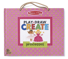 #31322 Natural Play, Draw, Create Princesses Reusable Activity Kit
