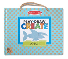#31324 Natural Play, Draw, Create Ocean Reusable Activity Kit