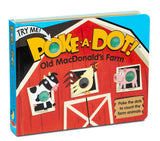 #31341 Old MacDonald's Farm Poke-A-Dot Book