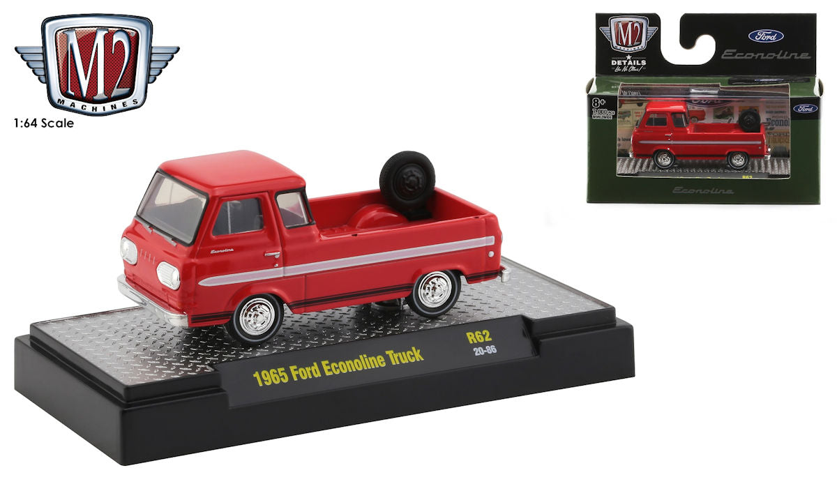 #325625 1/64 1965 Ford Econoline Truck