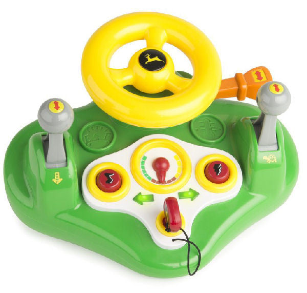 #34906A John Deere Busy Driver Play Toy