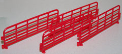 #35154 1/64 Red Fence Panels
