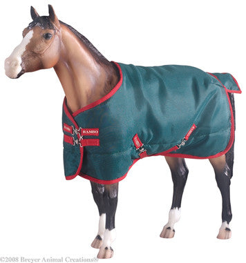 #3828B 1/9 Rambo Turnout Blanket