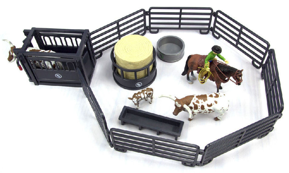 #418BC 1/20 Large Ranch Set