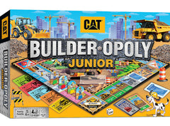 #41900 CAT Builder-Opoly Junior