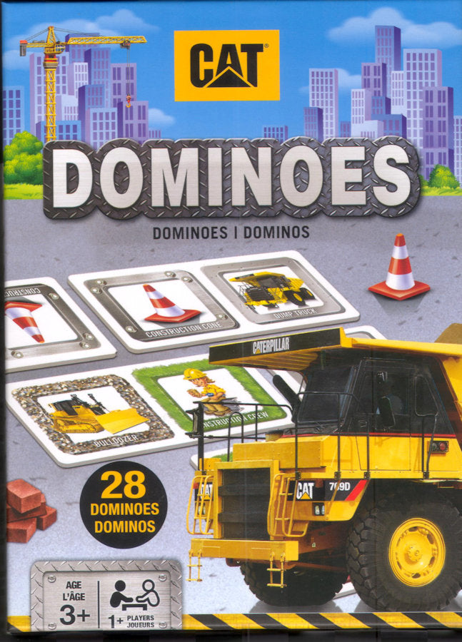 #41903 CAT Dominoes