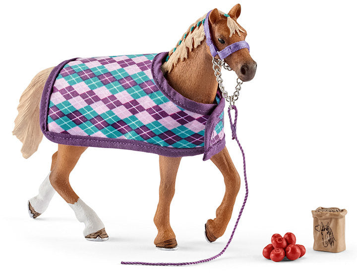 #42360 1/20 English Thoroughbred with Blanket