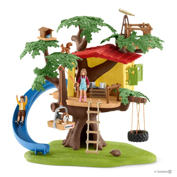 #42408 Adventure Tree House Set