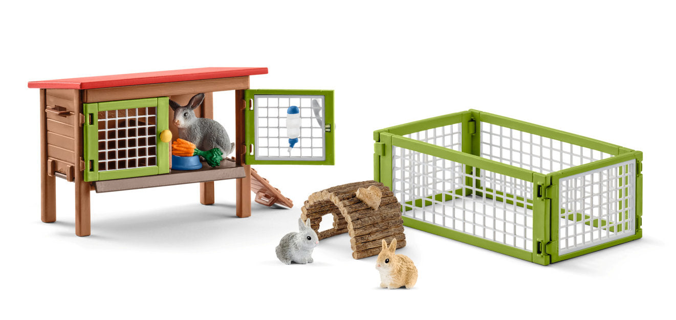 #42420 Rabbit Hutch Set