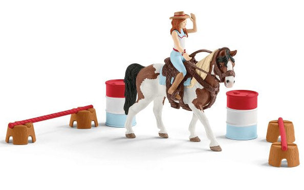 #42441 1/20 Horse Club Hannah's Western Riding Set