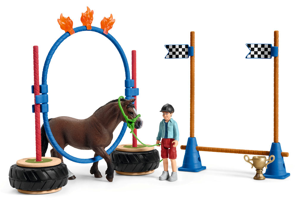 #42482 Pony Agility Race Set