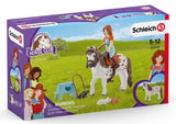 #42518 1/20 Horse Club Mia & Spotty Set