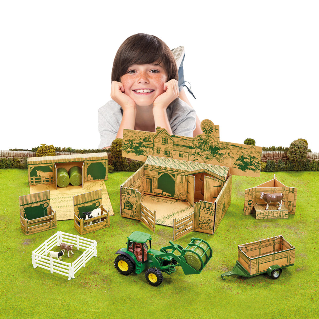 #43257 1/32 John Deere Farm in a Box