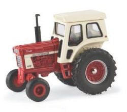 #44081 1/64 International Harvester 1066 Turbo Tractor