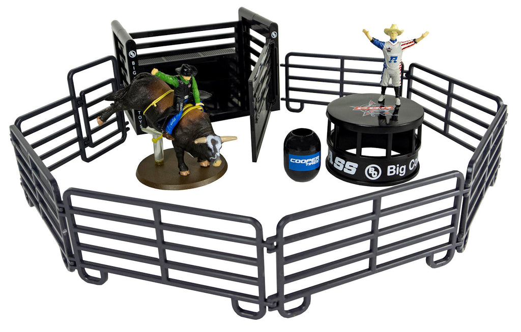 #449BC 1/20 PBR Rodeo Set, 13 piece