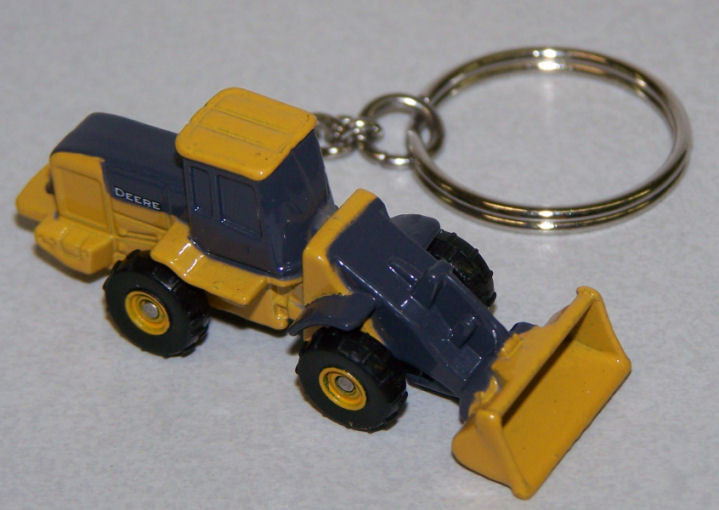 #45320 John Deere Wheel Loader Key Chain