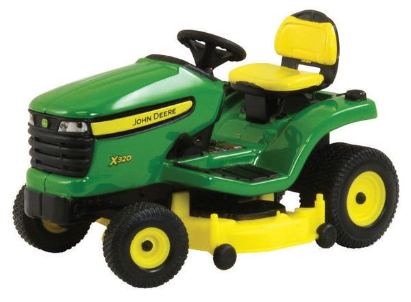 45484 1 16 John Deere X320 Lawn Tractor Action Toys