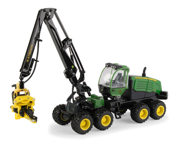#45560 1/50 John Deere 1270G 8W Wheeled Harvester, Prestige Collection