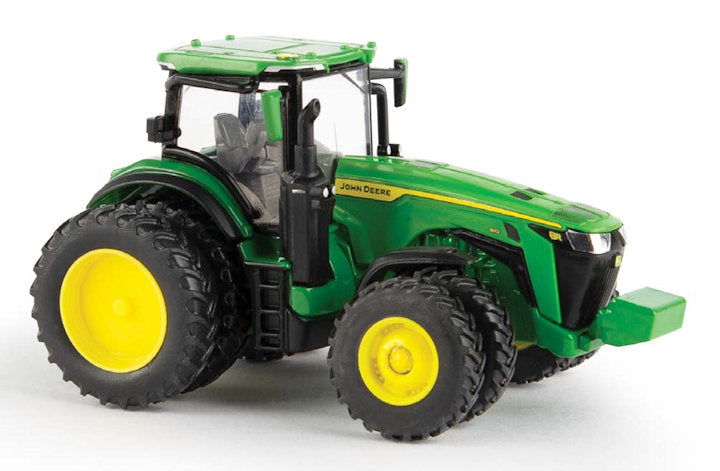 #45733 1/64 John Deere 8R 410 Tractor with Front & Rear Duals, Prestige Collection