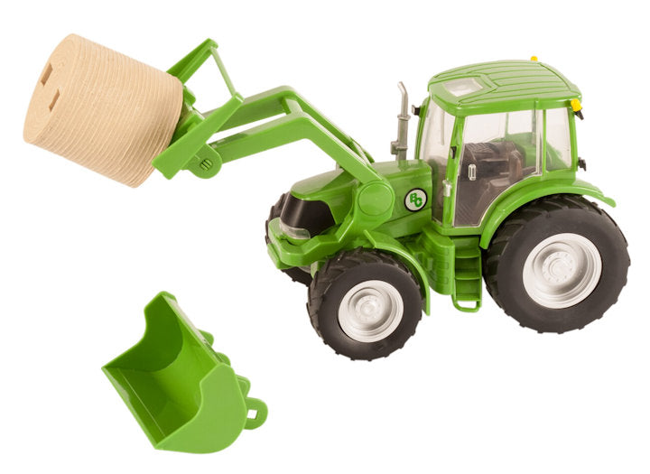 #459BC 1/20 Big Country Tractor & Implements Set