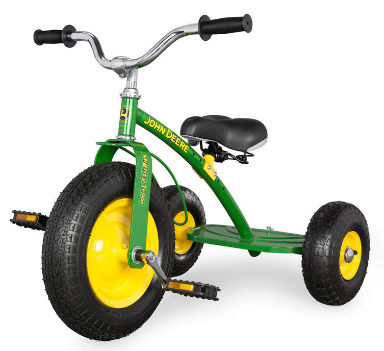 #46050 John Deere Green Mighty Trike 2.0