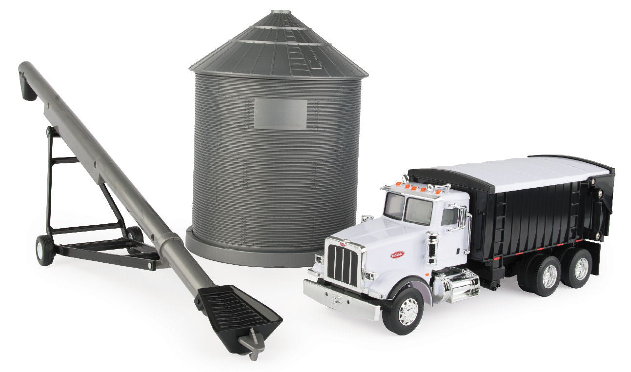 #46501 1/32 Peterbilt Grain Truck with Auger & Grain Bin