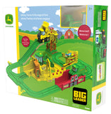 #46940 John Deere Big Loader Johnny Tractor and The Magical Farm