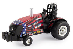 "#47254 1/64 Case-IH ""Freedom to Farm"" Puller Tractor"