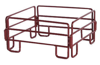 #500200 Red Metal Panel Set