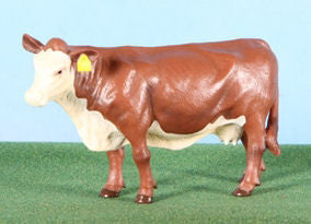 #500257 1/16 Hereford Cow