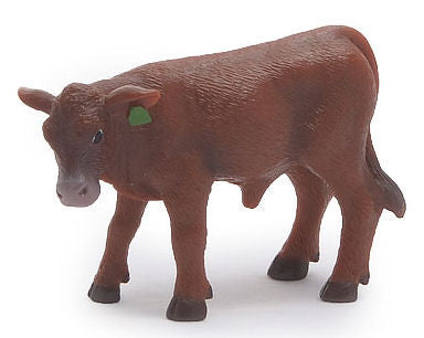#500266 1/16 Red Angus Calf