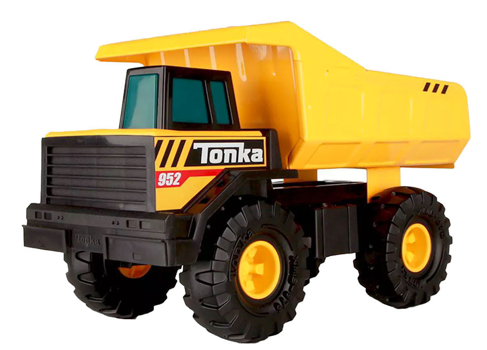 #6025 Tonka Mighty Dump Truck
