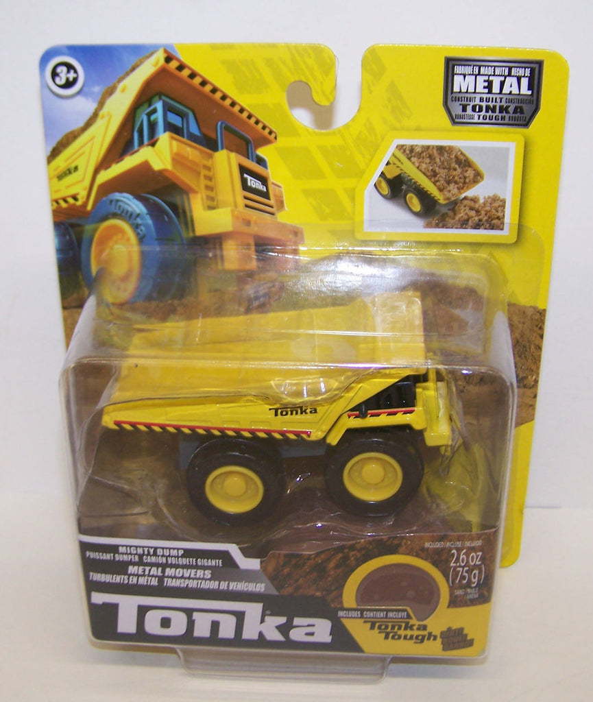 #6046AS Tonka Metal Movers Mighty Dump Truck