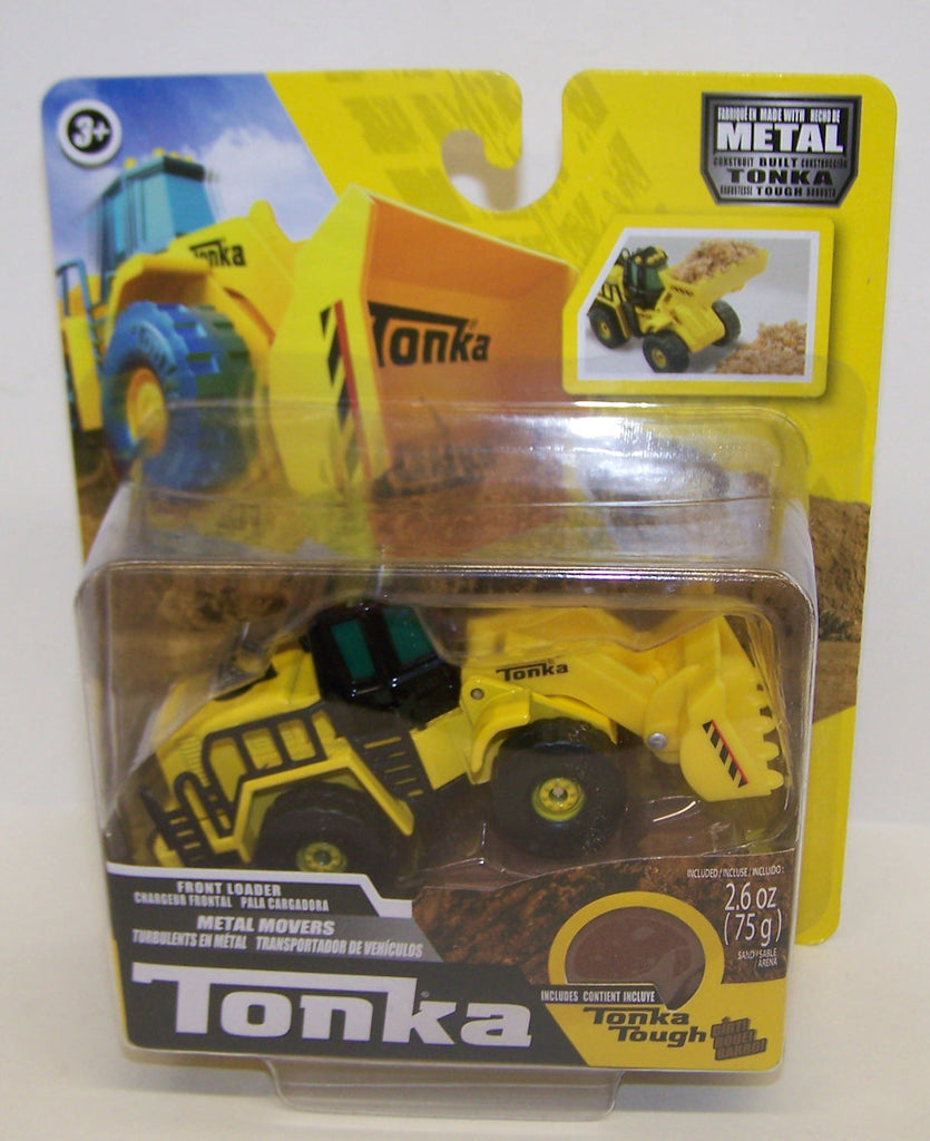 #6049AS Tonka Metal Movers Front Loader