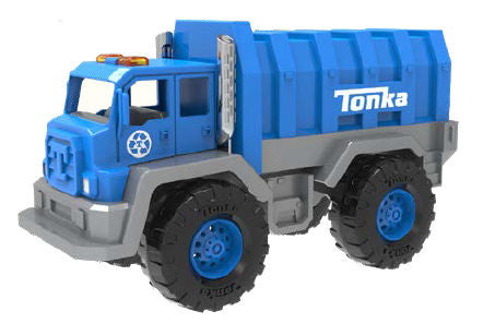 #6064 Tonka Mighty Metal Fleet Garbage Truck