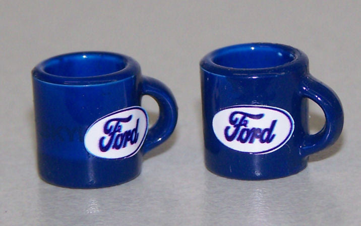 #64649 Mini Ford Coffee Cup Set