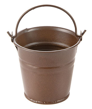#6500-75 Rusty Tin Bucket