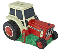 #6851 International 1066 Turbo Tractor Savings Bank