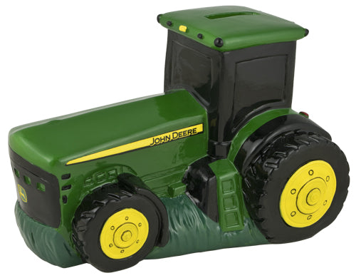 #6981 John Deere Modern Tractor Savings Bank