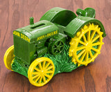 #6984 John Deere Vintage Tractor Savings Bank