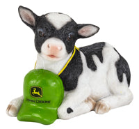 #6988 John Deere Calf Savings Bank