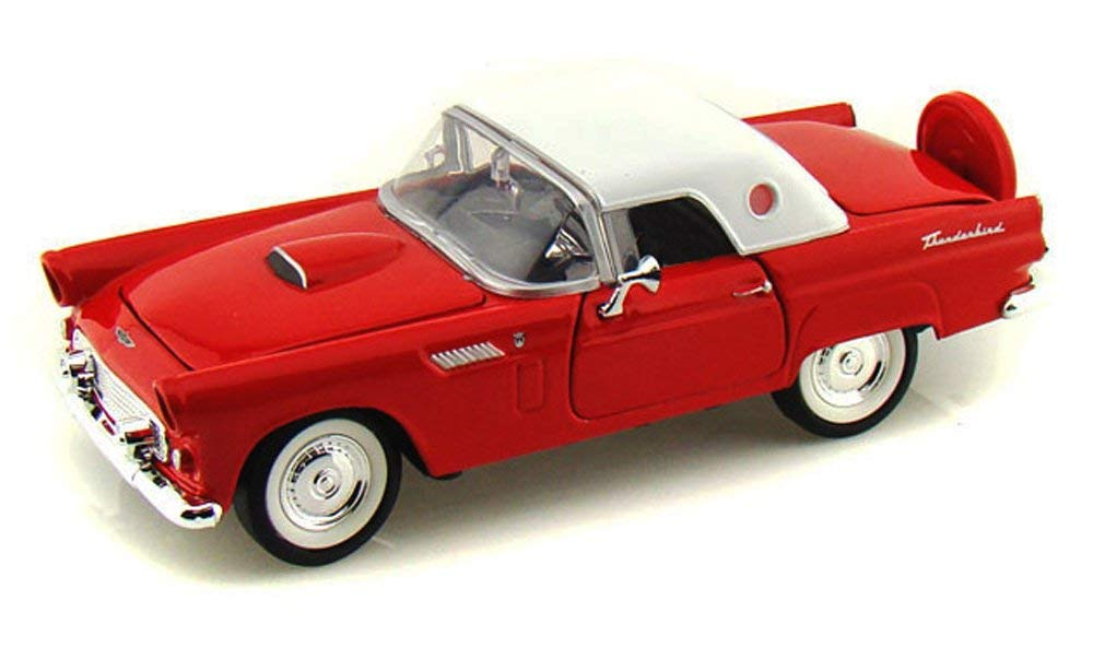 #73312 1/24 Red 1956 Ford Thunderbird