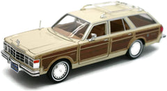 #73331 1/24 Beige 1979 Chrysler Lebaron Town & Country Wagon