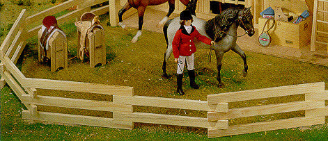 #7500 Wood Corral